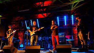 """31.08.2013 r. – II Festiwal Bluesowy """"Blues pod Piecem""""."""