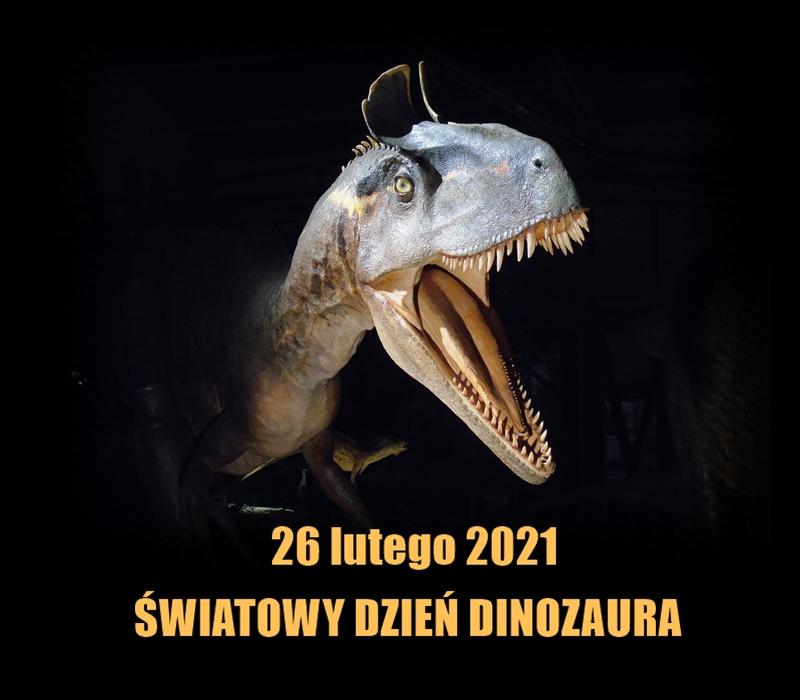 Światowy Dzień Dinozaura / KONKURS