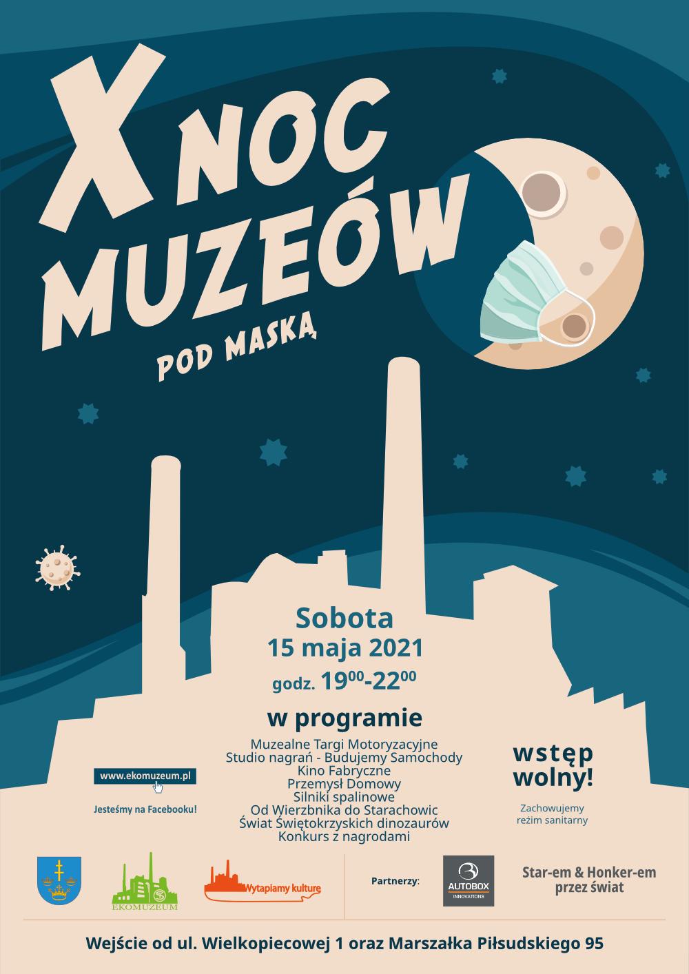 X Noc Muzeów