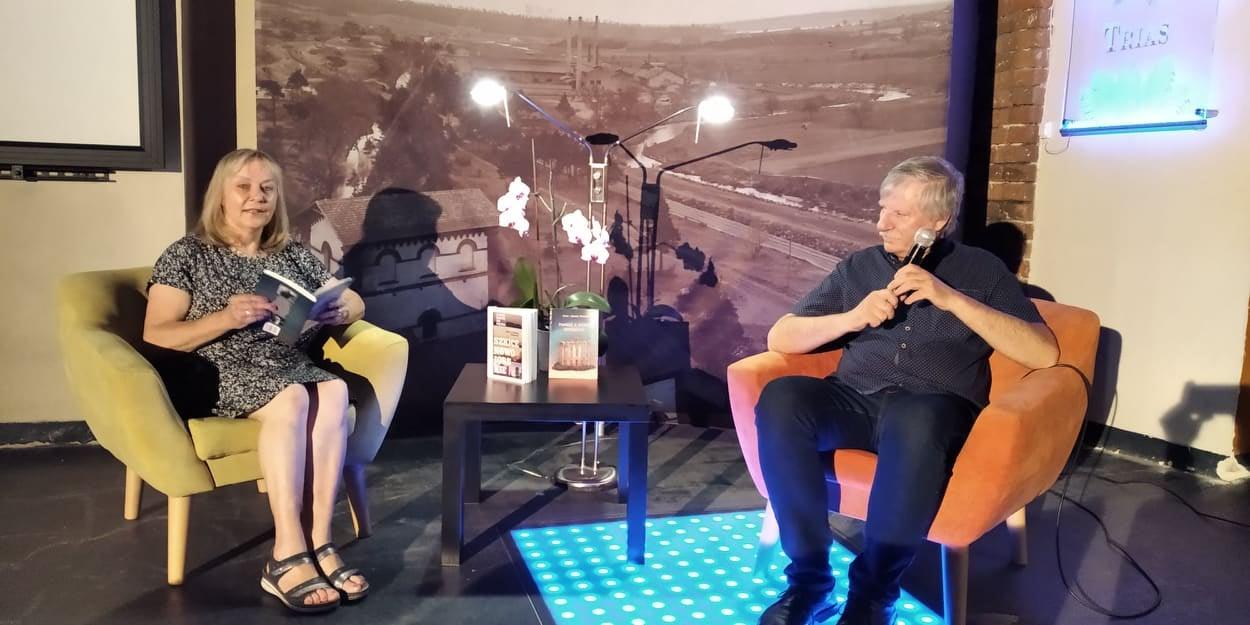 Spotkanie z Anną i Januszem Skowronami